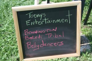photo of entertainment sign