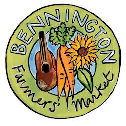 Bennington Farmers' Market logo